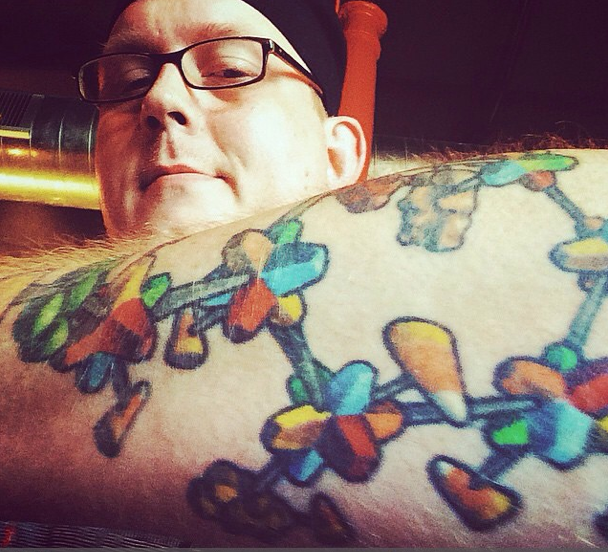Chefs Showcase Their Best Ink For Chef Works Culinary
