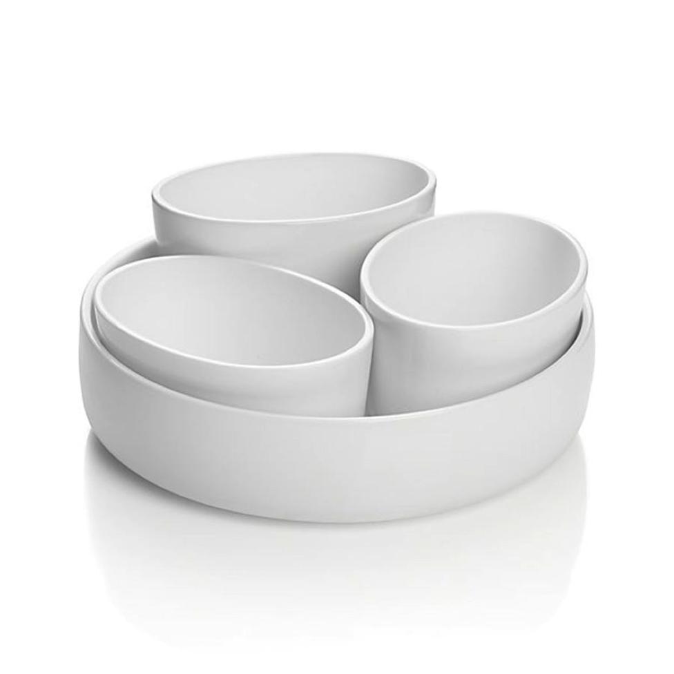 Four-Piece Form Server