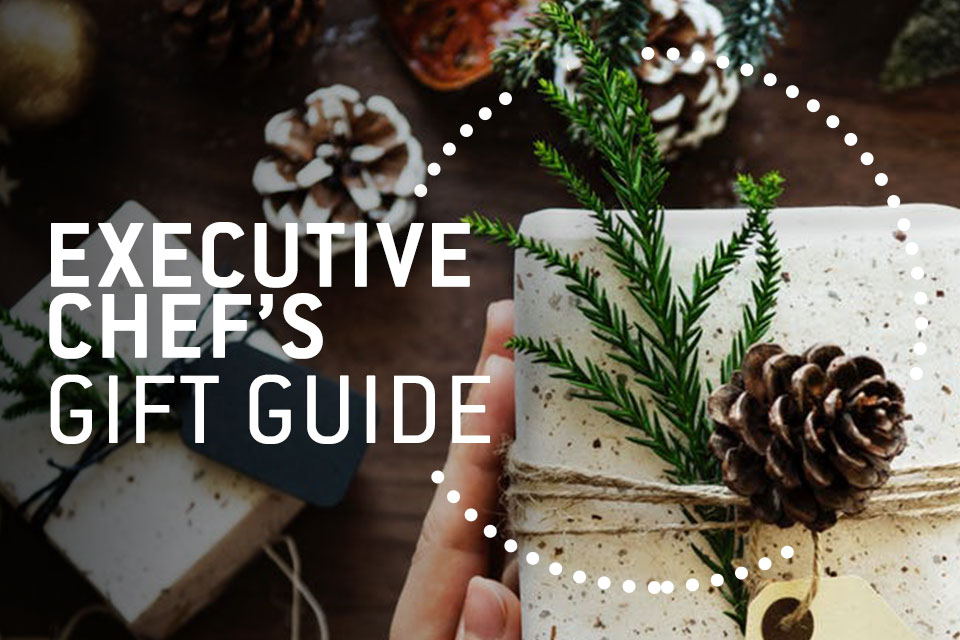 Executive Chef Holiday Shopping Guide