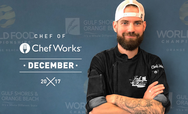Chef John Curley