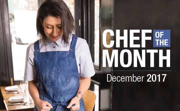 Chef of the Month: Alex Raij