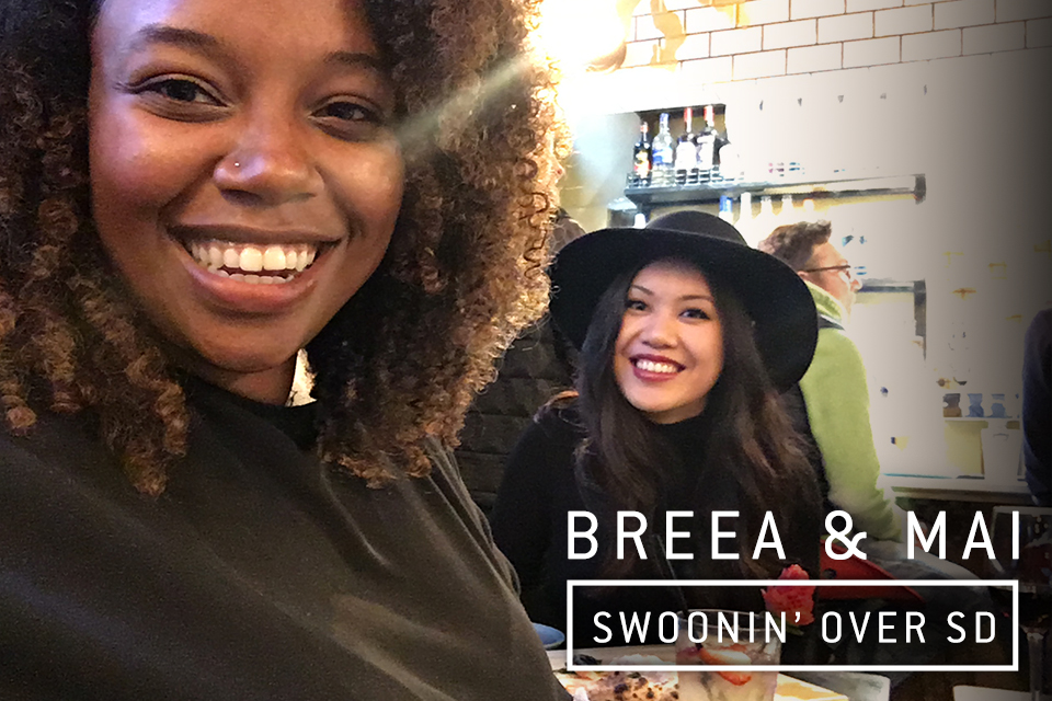 Swoonin' Over SD: Breea & Mai