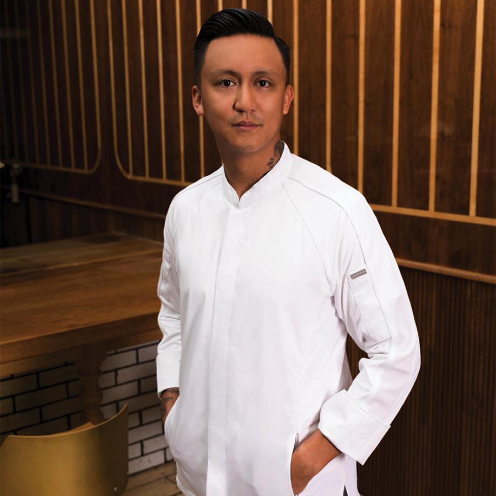 Valencia Chef Coat
