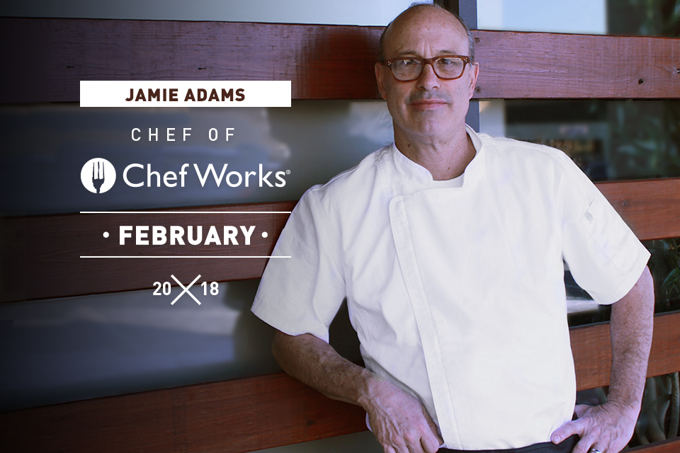 Chef Jamie Adams