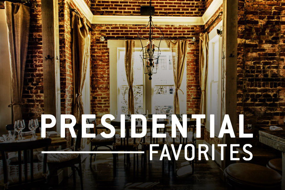 Presidebtial Favorites