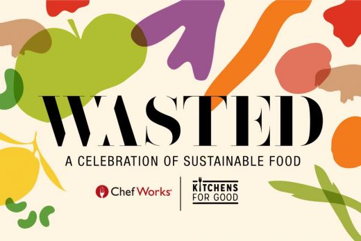 Chef Works, Kitchens for Good team up for WASTED event Blog Wasted Event 2018 F 520x347